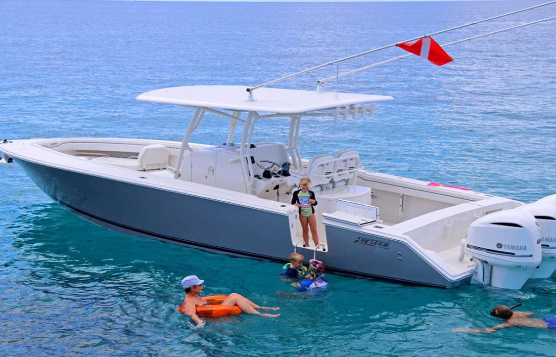 Atlantic Marine Florida Boat Sales Tidewater-Grady White-Jupiter